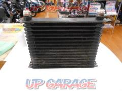Unknown Manufacturer 16-stage oil cooler