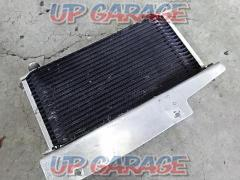 EARL'S 18-stage oil cooler For AN10