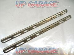 Unknown Manufacturer CR cab connection aluminum stay Total length 313mm