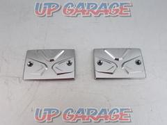 Unknown Manufacturer Reservoir tank cap left and right set XJR 1300 ('13)