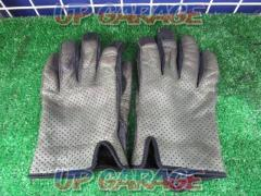 Unknown Manufacturer Mesh Leather Gloves Size: about unknown L-LL)