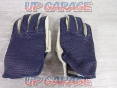 Size: L JRP Leather mesh gloves