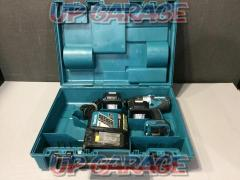 makita DF481DRGX (6.0Ah) Rechargeable driver drill Overwhelming high power 125N ・ m