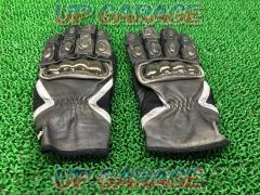 Hit-Air Leather Gloves Size: XL