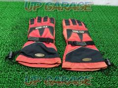 EQUIP Leather Gloves Size: L