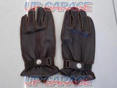 MOTO FIELD Leather Gloves