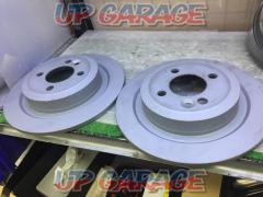OZ Zimmermann Front solid disc rotor MINI Cooper R56 / R55