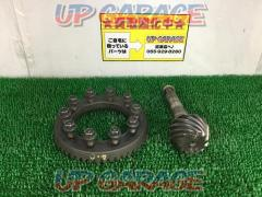 Nissan original (NISSAN) R200 Ring gear (Final 4.0) + Drive pinion