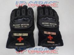 YeLLOW CORN (yellow corn) Winter Gloves Size: LL