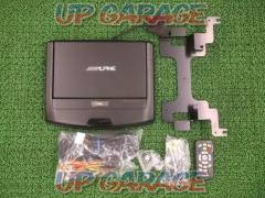 Wakeari ALPINE RSA10S-LB Flip down monitor + With vehicle-specific mounting stay