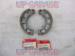 HONDA Honda Genuine brake shoe Product number: 43120-415-000 Magna Steed CB750, etc.
