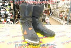 DAINESE AXIAL D1 AIR BOOTS BLACK/FLUO-RED サイズEU42