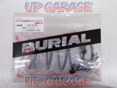 BURIAL (Belial) Reinforced center spring (7% UP) Cygnus X (Type 1 to Type 5) / BWS125 (Type 1/2 Type) / Axe Street / Majesty 125