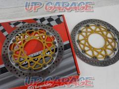 Brembo (Brembo) Front floating disk Right and left GSX-R1000