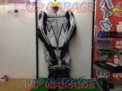 SPOON Punching leather racing suit