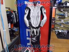Size: M SPOON (spoon) Racing Leather Suit