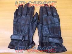 Size: M PAIR SLOPE (pair slope) Leather Gloves
