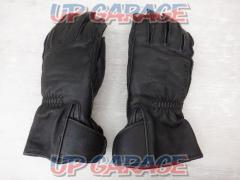 GOLDWIN Grip Heater Leather Gloves GSM 16558 S size