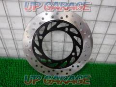 Unknown Manufacturer Front brake disc rotor