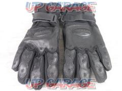 Size: L MOTO GUZZI (Motoguzzi) Leather Gloves