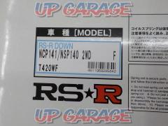 RS-R DOWN (down) Part No./T420WF ※ Front only