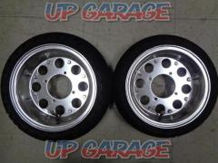Unknown Manufacturer 8 inches alignment wheel + YUANXING Set before and after (S09156)