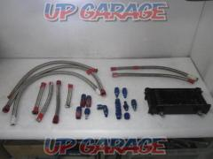 Unknown Manufacturer 10-stage oil cooler General purpose