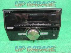 carrozzeria FH-580 2DIN CD/USB/AUXチューナー