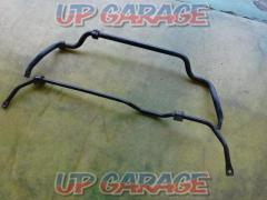 Nissan Genuine Stabilizer (Front and rear)