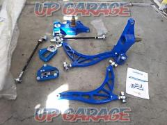 WISEFAB NissanLockKit Silvia / 180 SX Knuckle kit Maximum cutting angle up kit !!