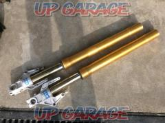 It's winter !! Special price !! DUCATI Made OHLINS Genuine upside-down front fork