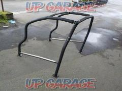 Saito roll gauge Front four-point roll bar