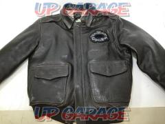 Manufacturer unknown (AVIREX?) Leather jacket