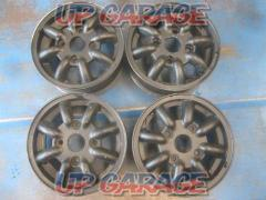 Unknown Manufacturer 8-spoke aluminum