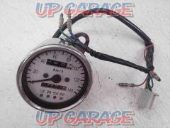 Unknown Manufacturer 140km speedometer (with indicator) [Generic]