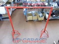 Astro Products M / C Frame stand Red [Suspension maintenance stand