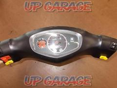 SUZUKI (Suzuki) Handle cover with genuine meter [Address V125Z