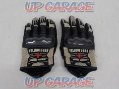 YeLLOW CORN (yellow corn) Mesh glove Size: M