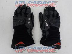 KUSHITANI (Kushitani) GP-X Leather Gloves Size: L