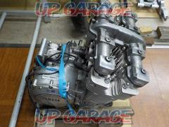 YAMAHA (Yamaha) Genuine engine XJR1300 How is it for parts removal!