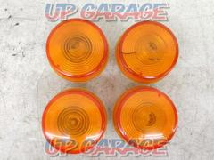 3HONDA Genuine turn signal lens set of 4