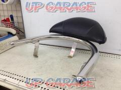 2 DCR Tandem bar with backrest