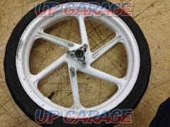 3HONDA Original rear wheel