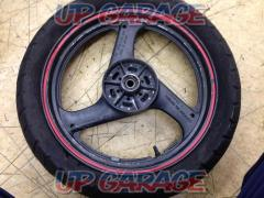 3 SUZUKI Original rear wheel