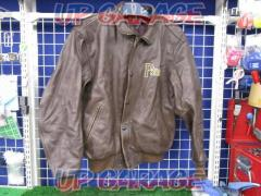 PAIR SLOPE (pair slope) Single leather jacket Size / L about