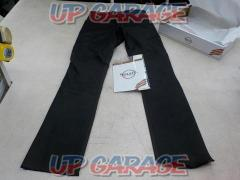 Size: 30 HYOD Smart leather D3OTAPERD PANTS