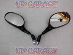 Right 8mm reverse / left 8mm positive screw YAMAHA Genuine mirror Left and right General purpose