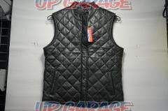 LIUGOO (Ryugu) Leather vest