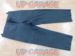 Size: 36. Inseam approximately 75cm Axel Punching leather pants