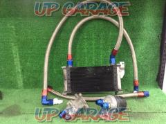 Setrab 19-stage oil cooler For L type!